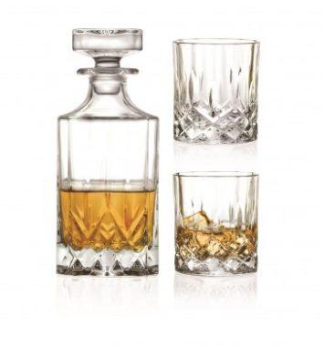 Whiskey glas sæt
