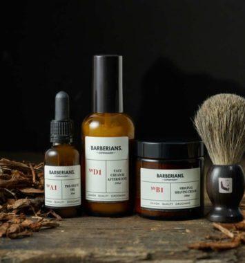barberians produkter