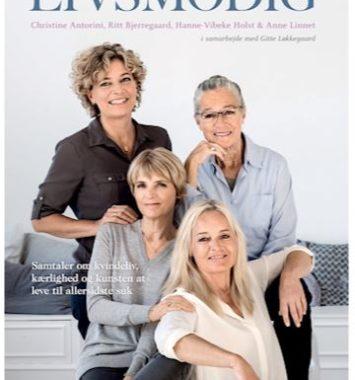 bogen Livsmodig -Ssamtaler om kvindeliv
