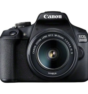 canon spejl refleks digital kamera