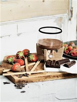 chokoladefonduesæt