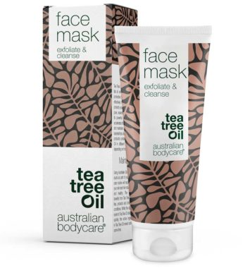 Tea Tree maske fra Australian Body Care