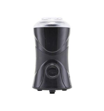 Sort elektrisk kaffekværn