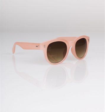 lyserøde solbriller
