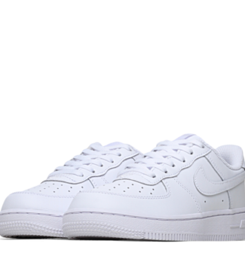 nike aire force on