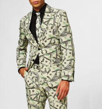 Cash suit
