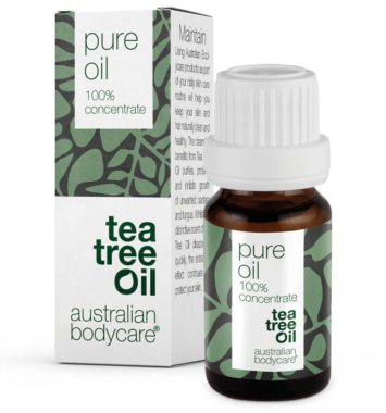 100% ren tea tre oil
