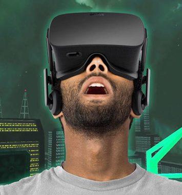 VR oplevelse for unge